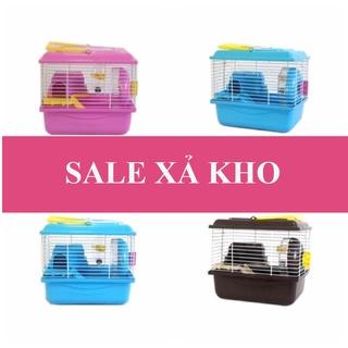 Lồng Chuột Hamster - Lồng Mini Full - Mini Túp Lều thumbnail