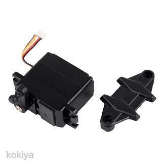 XINLEHONG 9125 1/10 RC Car Servo Steering Gear Wire 46km/h Toys Model Parts