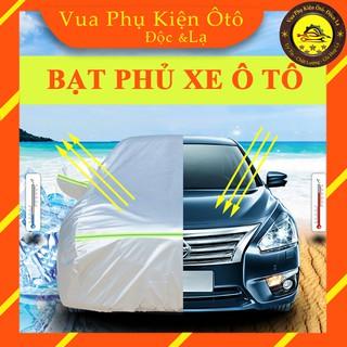 Yêu ThíchBạt phủ xe ô tô cao cấp - chống nắng, chống mưa, bụi bẩn bảo vệ an toàn cho xe