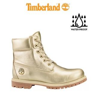 Giày Boot Nữ Cổ Cao Timberland 6-inch Premium Metallic TB0A24H1FP thumbnail