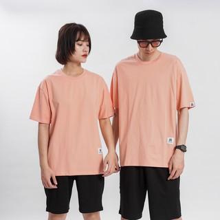 Hình ảnh [Mã FAMAYMA giảm 10K đơn 50K] Áo thun Unisex N7 Basic Tee phông trơn nam nữ tay lỡ oversize form rộng 12 màu-8
