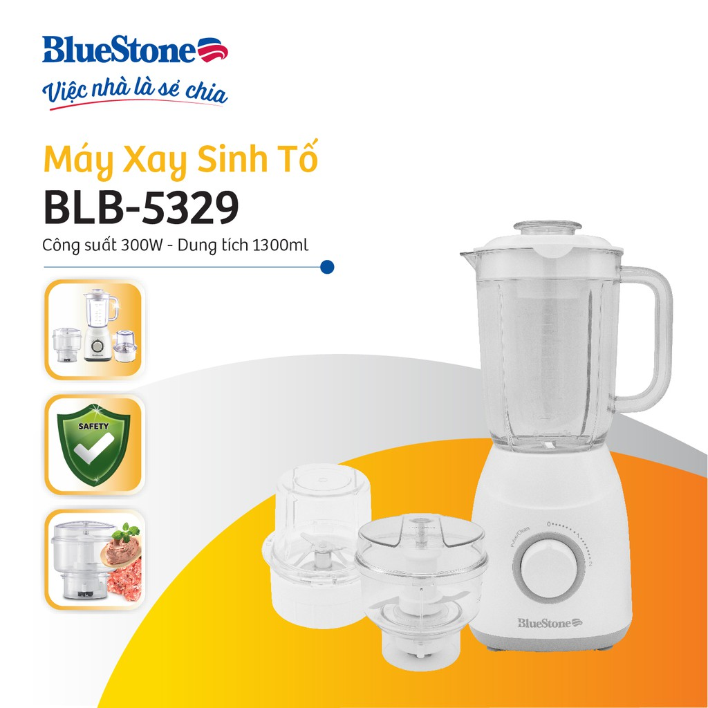 Máy Xay Sinh Tố BlueStone BLB-5329 1.3L50%