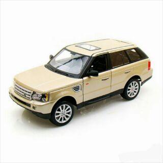 Xe mô hình tỉ lệ 1/18 Collezione – RANGE ROVER SPORT