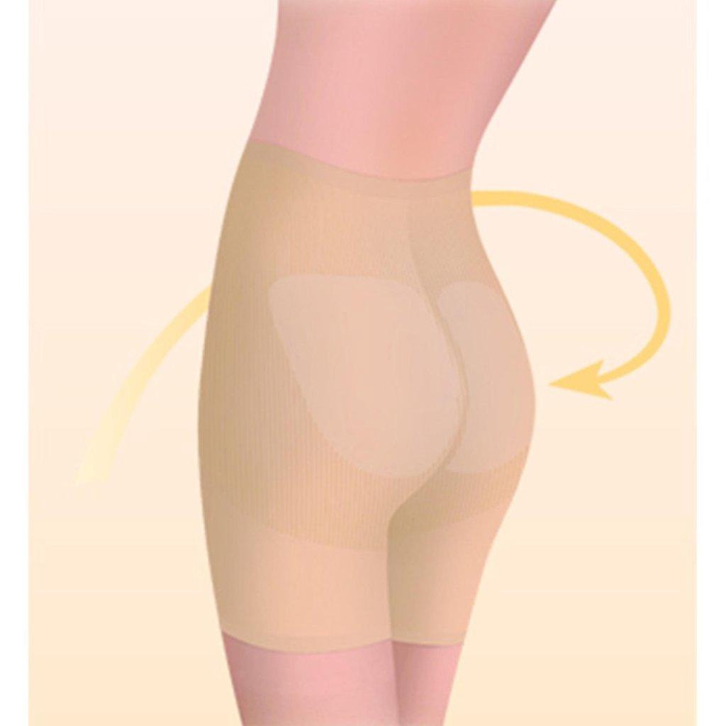 new Marytex กางเกงขาสั้น กันโป๊  (สีเบจ)ew Marytex กางเกงขาสั้น กันโป๊  (สีเบจ)