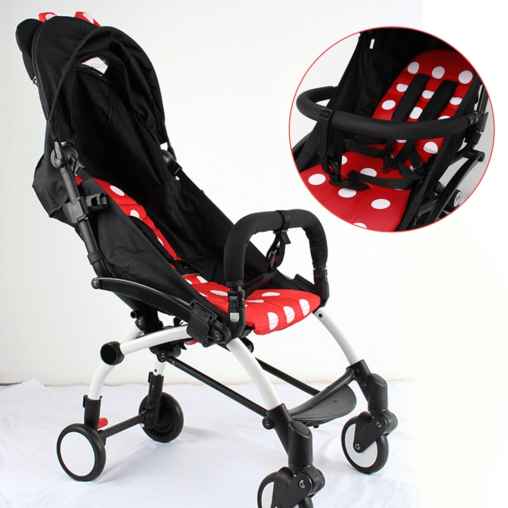 Baby Easy Install Protective Accessories Practical Foot Support Extension Stroller Armrest For Yoya