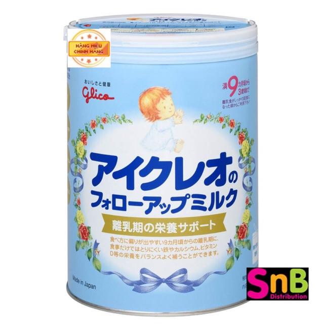 Sữa Glico số 9 - 820 g -Chính Hãng SnB