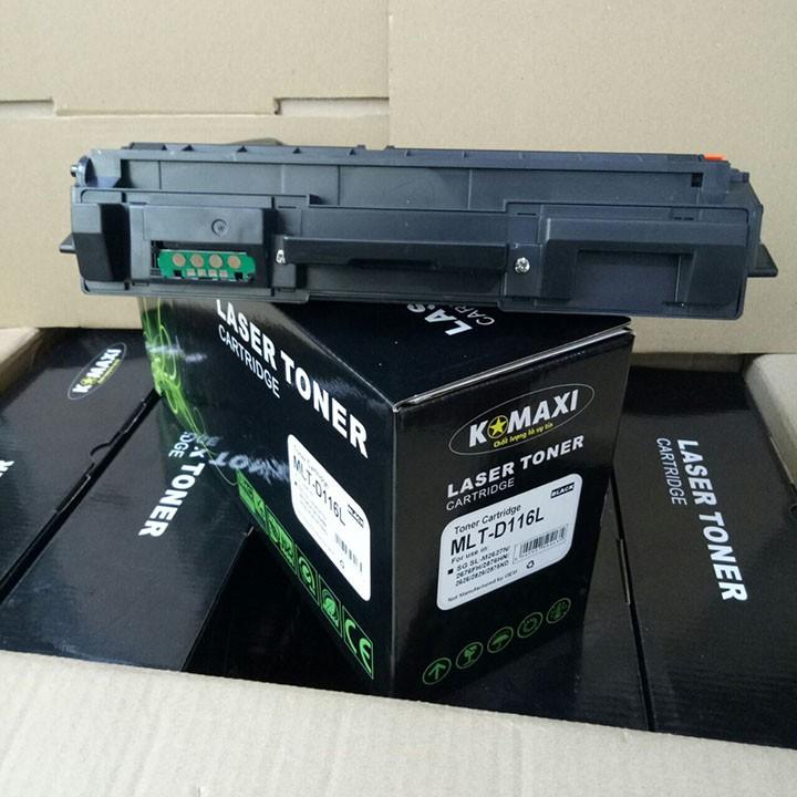 Hộp mực Samsung MLT-D116S (Dùng cho máy in Samsung SL-M2625/2626/2825/2826/2675/2676/2875/2876)
