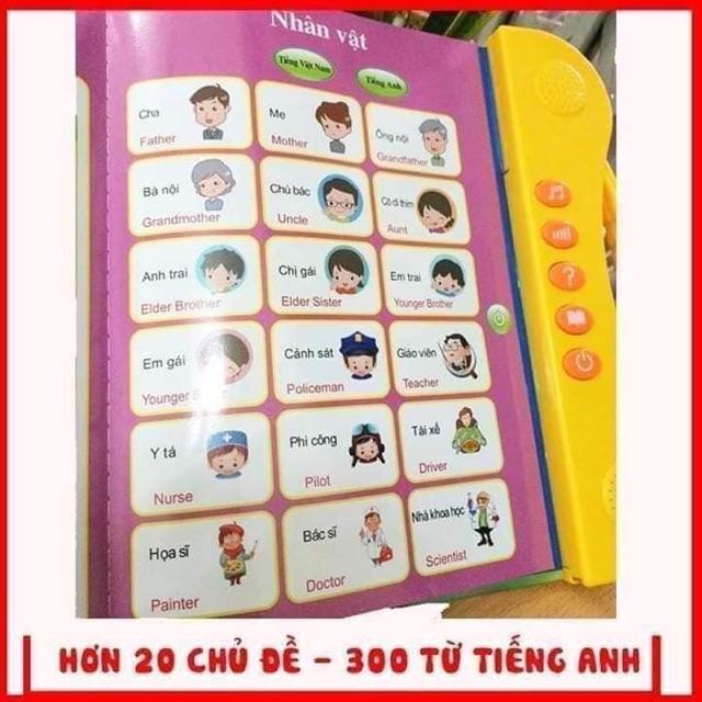 GGL sách song ngữ điện tử