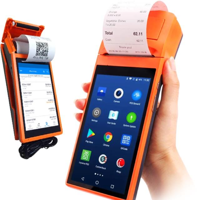 Máy bán hàng cầm tay 4 chức năng – hàng chính hãng Giá chỉ 4.900.000₫