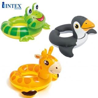 Phao bơi Intex chính hãng hình thú ngộ nghĩnh