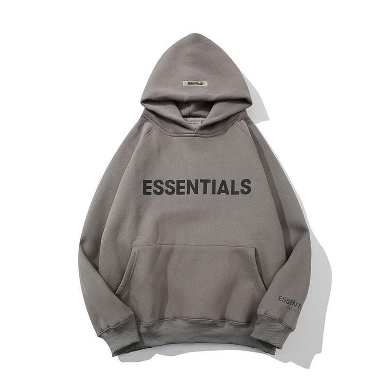 Áo hoodie Essentials nỉ bông dày dặn kèm ảnh thật POCAHOUSE