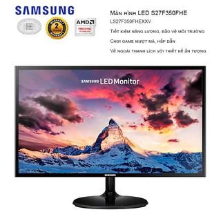 Màn Hình Samsung LS27F350FHEXXV (1920×1080/PLS/60Hz/4ms/FreeSync)
