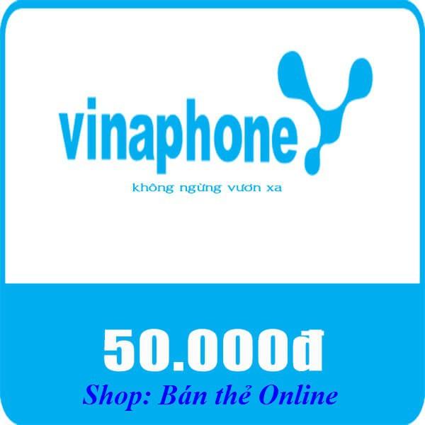 Mã thẻ Vina 50K