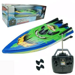 Cano Siêu Tốc Điều Khiển Từ Xa Racing Boat C202