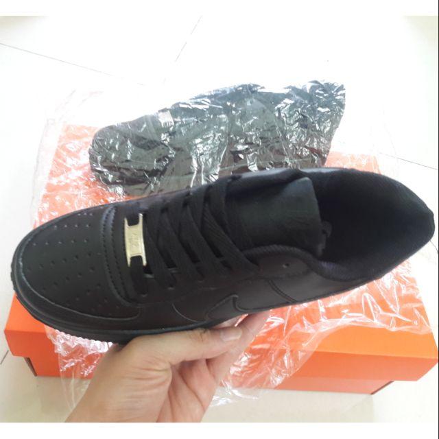 Giày thể thao af1 đen