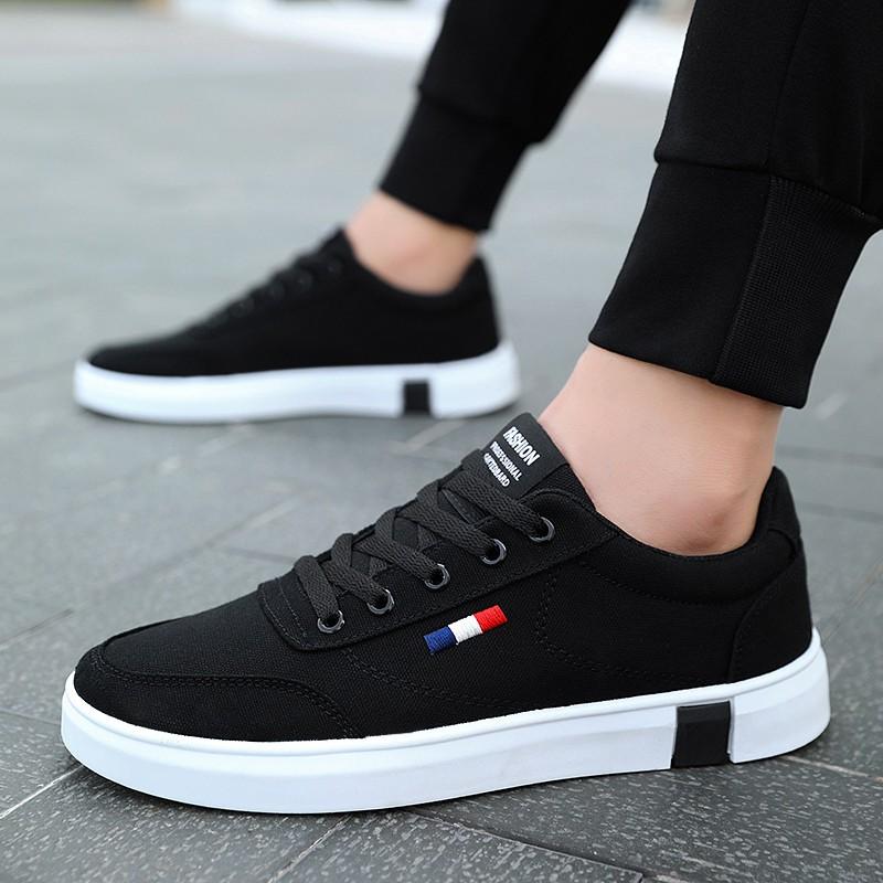 Giày Sneaker Thể Thao Nam G06 Phong Cách Hàn Quốc Đi Học Đi Chơi Đều Đẹp