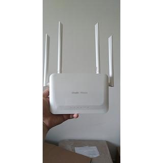 Bộ phát WiFi Ruijie RG-EW1200 4 râu Dual-band AC1200 MU-MIMO hỗ trợ Mesh (chính hãng 36 tháng) thumbnail