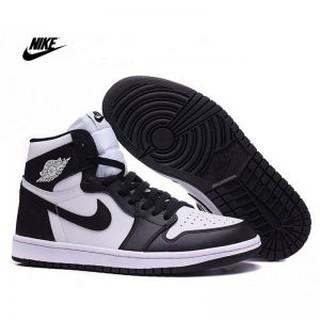 [JORDAN REP11]Giày Sneaker Jordan 1 Low Cao Cổ Đen Nam Nữ thumbnail