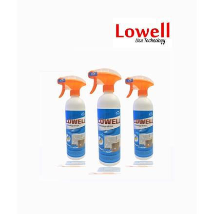 Dung dịch tẩy ố đá lát Lowell