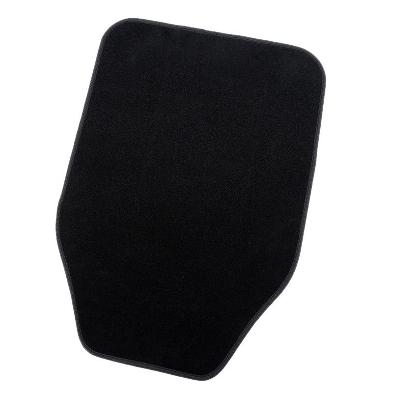 Trọn bộ 05 miếng, tấm thảm nỉ nhung lót sàn, lót chân chống trơn trượt cao cấp cho xe ô tô, xe hơi 4-5-7 chỗ_INM008