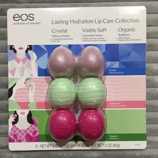 Son Dưỡng Trứng EOS LIP BALM hàng xách tay USA