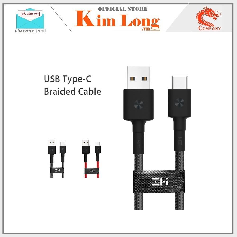 Cáp Sạc Nhanh Xiaomi USB TYPE C 100cm - Chính hãng phân phối