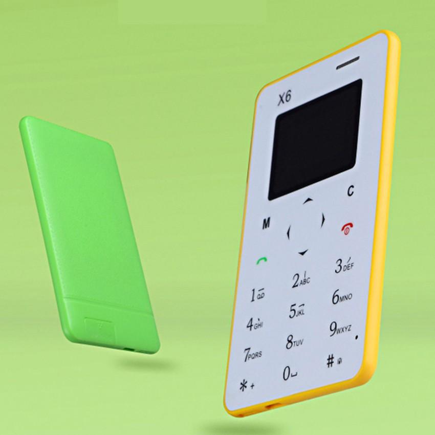 Điện Thoại Di Động Mini kết nối Bluetooth Aiek X6 nhỏ nhất thế giới –Hàng nhập khẩu - 3040164 , 1221182688 , 322_1221182688 , 400000 , Dien-Thoai-Di-Dong-Mini-ket-noi-Bluetooth-Aiek-X6-nho-nhat-the-gioi-Hang-nhap-khau-322_1221182688 , shopee.vn , Điện Thoại Di Động Mini kết nối Bluetooth Aiek X6 nhỏ nhất thế giới –Hàng nhập khẩu