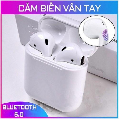 [SIÊU PHẨM TRONG TẦM GIÁ] Tai nghe INPODS i12 TWS BLUETOOTH 5.0 Full Màu Hàn Quốc - Tai nghe Bluetooth Cảm ứng giá rẻ