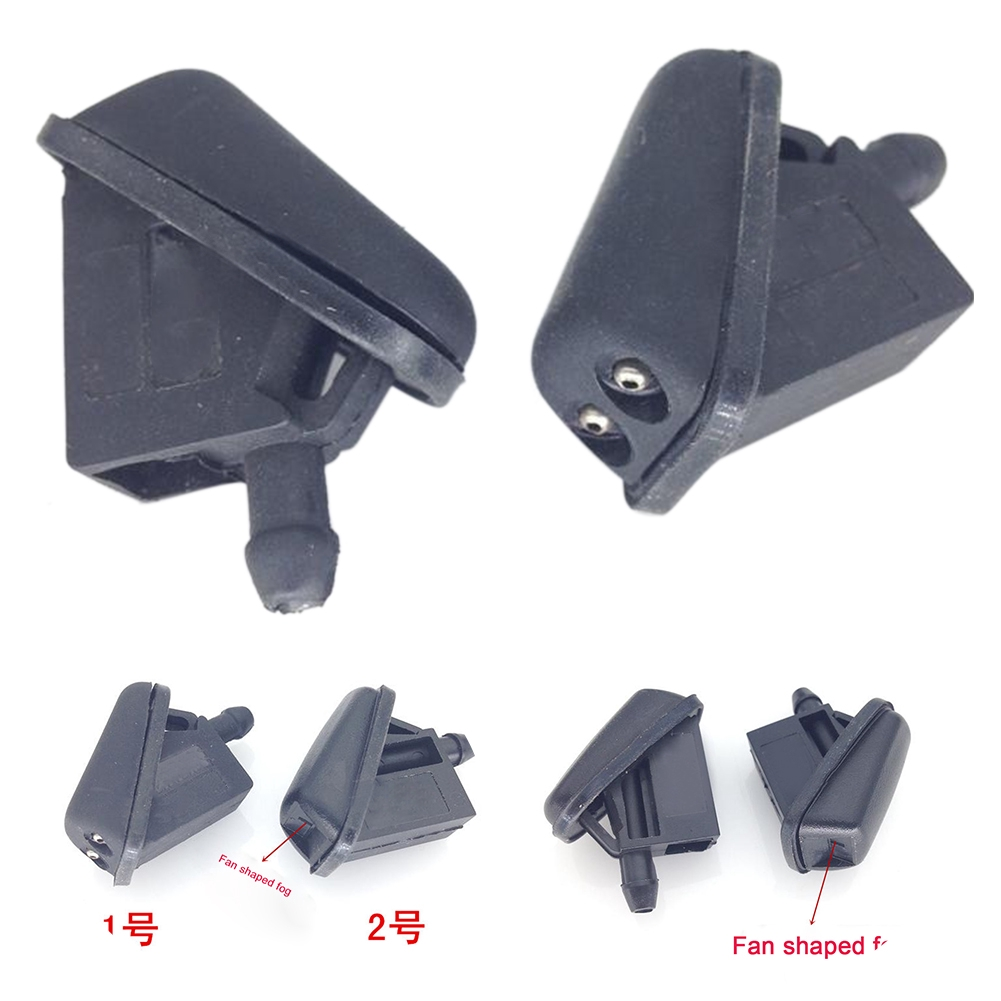 For Ford Spray Nozzle Window Wiper Use Accessories Water Jet Single