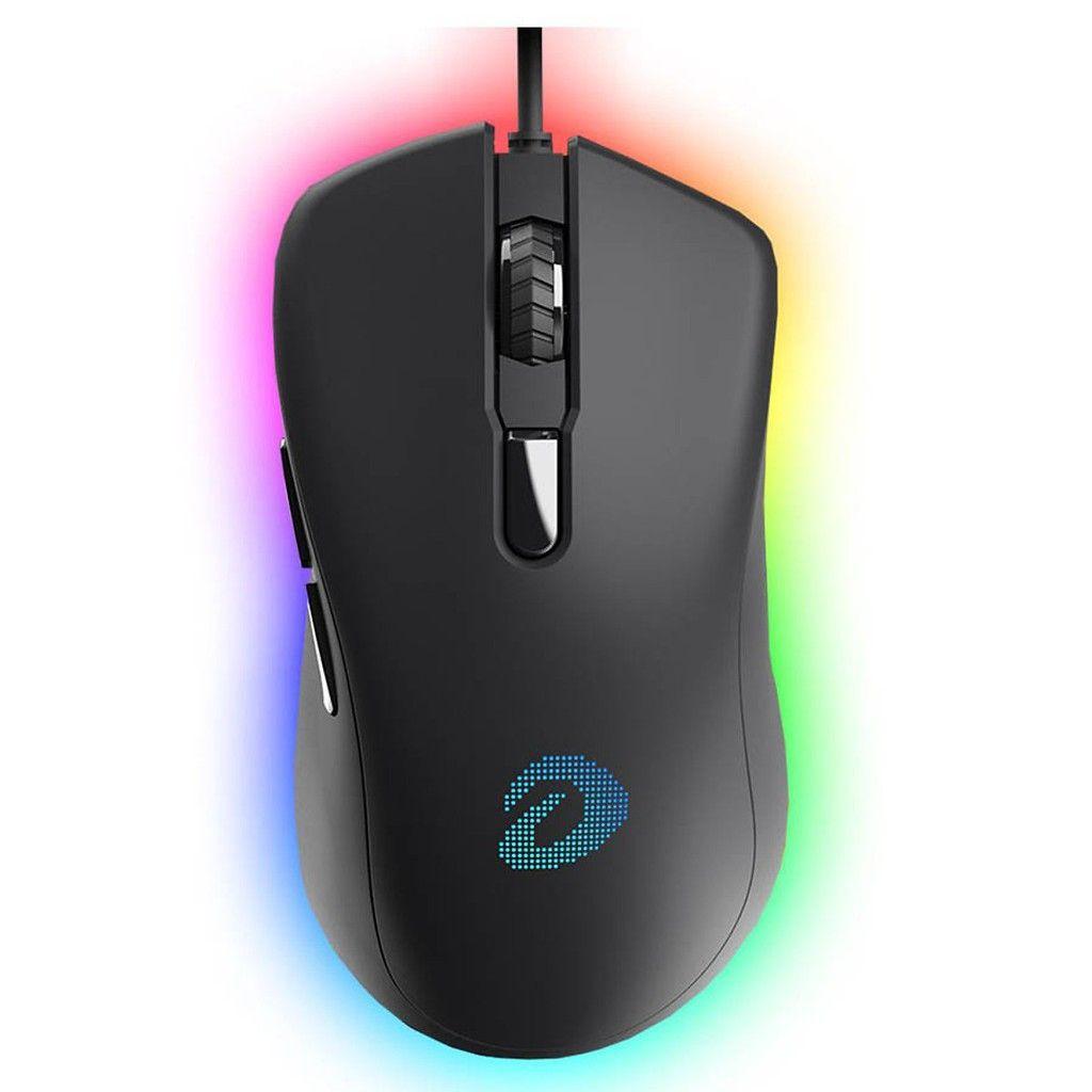 Chuột Gaming DAREU EM908 (LED RGB, BRAVO sensor) - Hãng phân phối chính thức