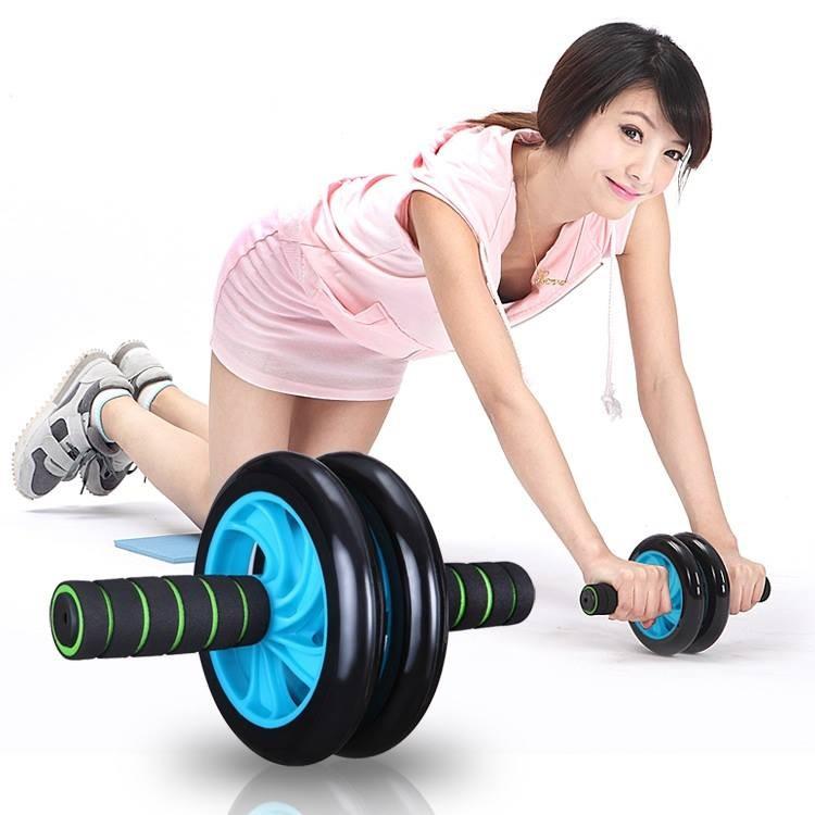 Deal sốc Con lăn tập cơ bụng Gym Roller bánh xe trơn - 2529744 , 88015911 , 322_88015911 , 120000 , Deal-soc-Con-lan-tap-co-bung-Gym-Roller-banh-xe-tron-322_88015911 , shopee.vn , Deal sốc Con lăn tập cơ bụng Gym Roller bánh xe trơn