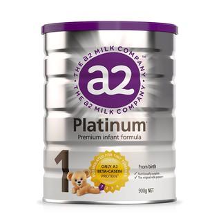 Sữa Bột A2 Platium Infant Formula Số 1 900g thumbnail