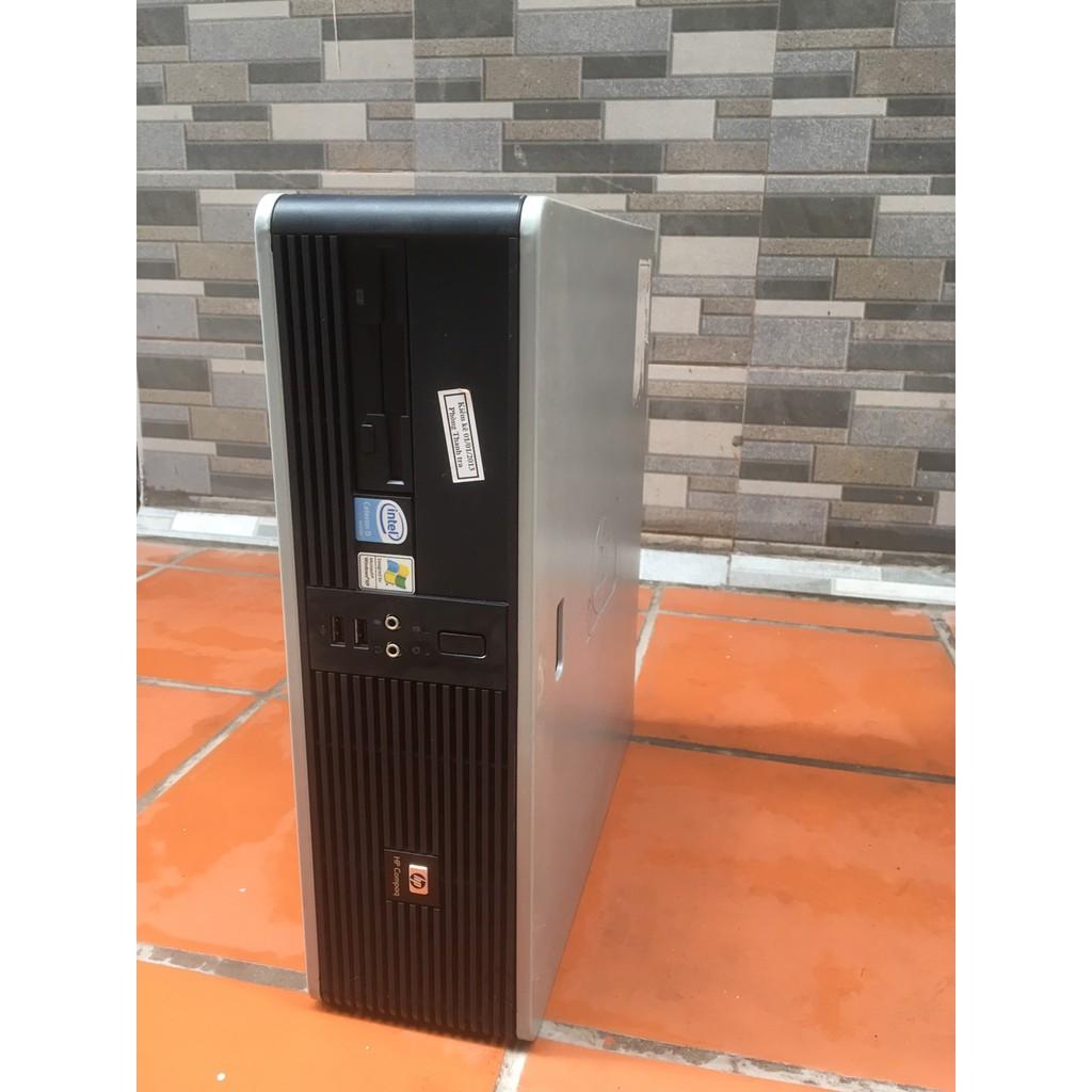 case máy tính đồng bộ văn phòng HP DC5700 giá siêu rẻ - siêu bền