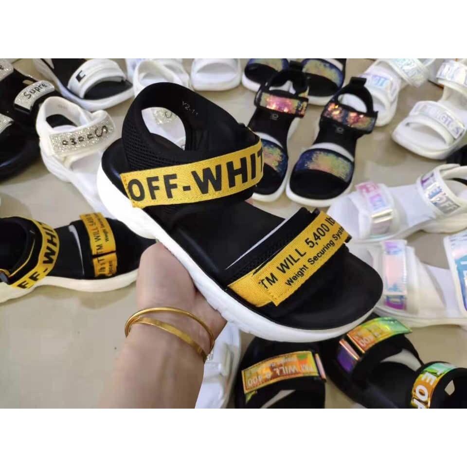 Giày Sandal nữ phong cách Hàn Quốc