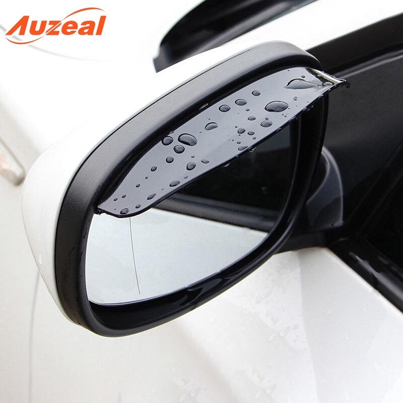 sf car กระจกมองหลังฝนคิ้วกลับรถบล็อกฝน