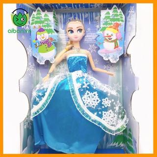 Búp Bê Elsa Cho Bé Khớp Nối (BB286-30)