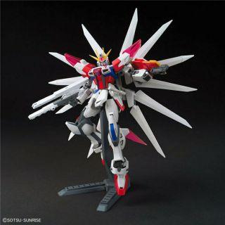 Mô hình Gundam HG BF build strike galaxy cosmos có kèm đế đứng
