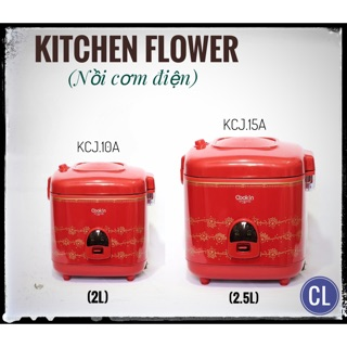 Nồi cơm điện Kitchen Flower (KCJ.10A)