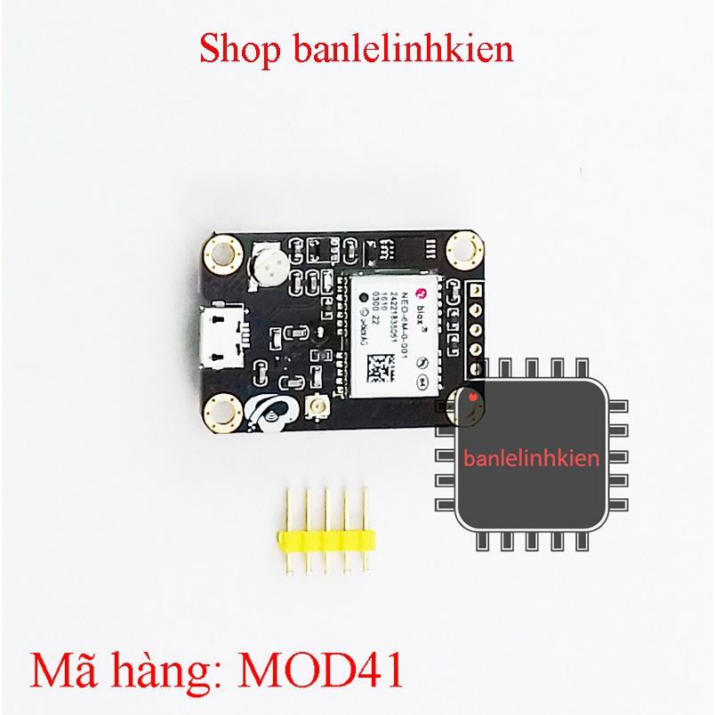 Module định vị vệ tinh GPS NEO 6M-01