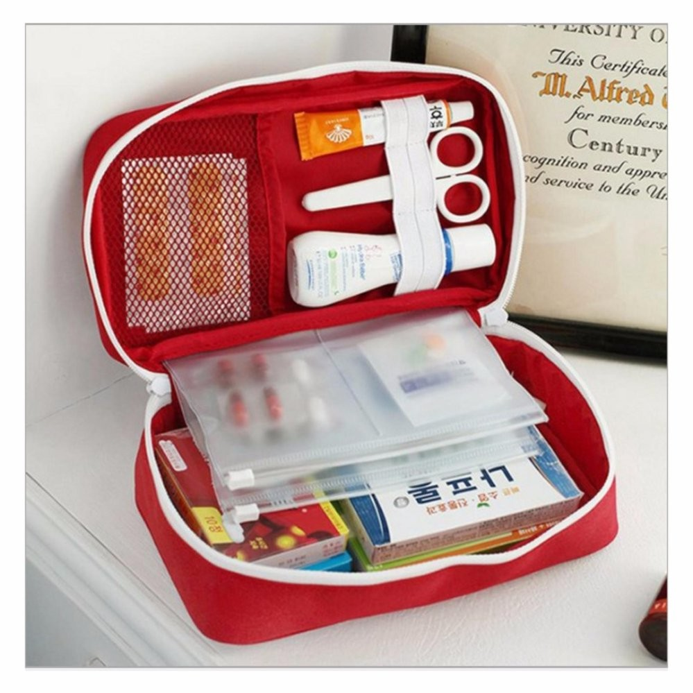 Combo sỉ 5 túi đựng đồ y tế,cá nhân
