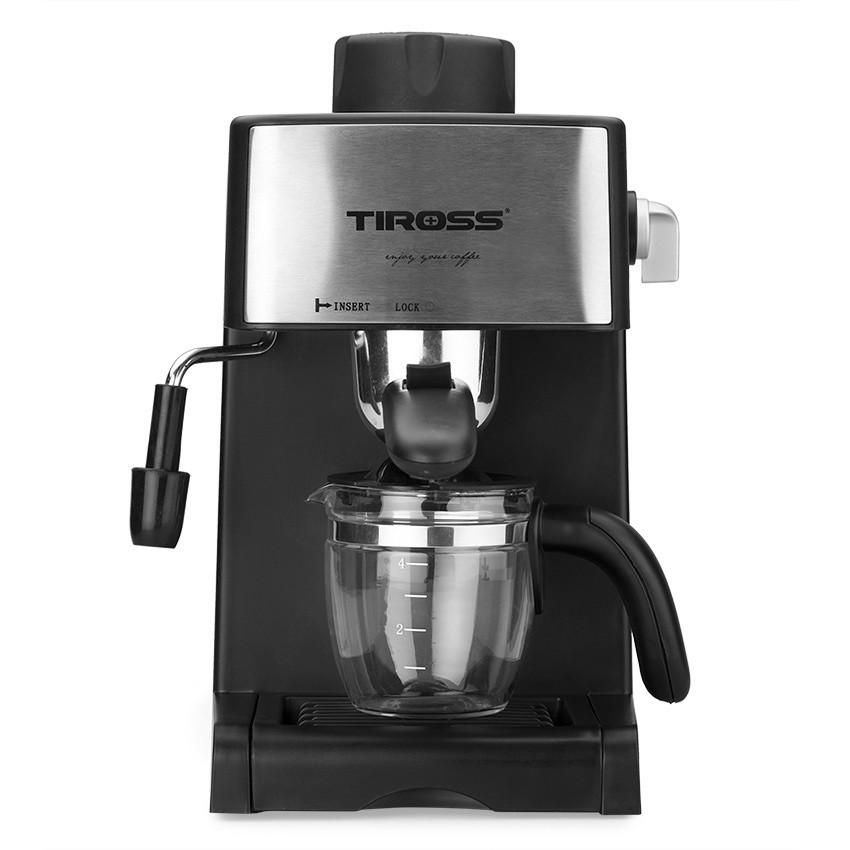 [Mã 267ELSALE hoàn 7% đơn 300K] Máy pha cà phê Espresso Tiross TS621