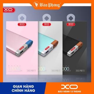Pin dự phòng 6000mAh XO-PB09 PB10 thumbnail