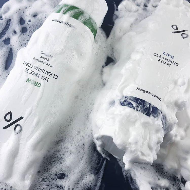 sữa rửa mặt 💖 FREESHIP 💖 sữa rửa mặt tạo bọt cấp nước leegeehaam
