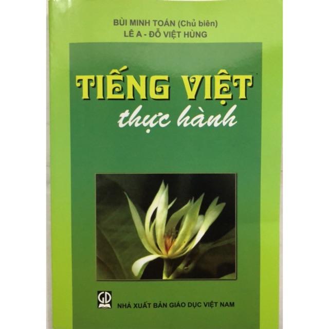 Sách - Tiếng Việt thực hành