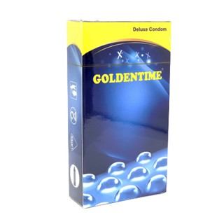 Bao cao su Goldentime gai Hộp 1 thumbnail