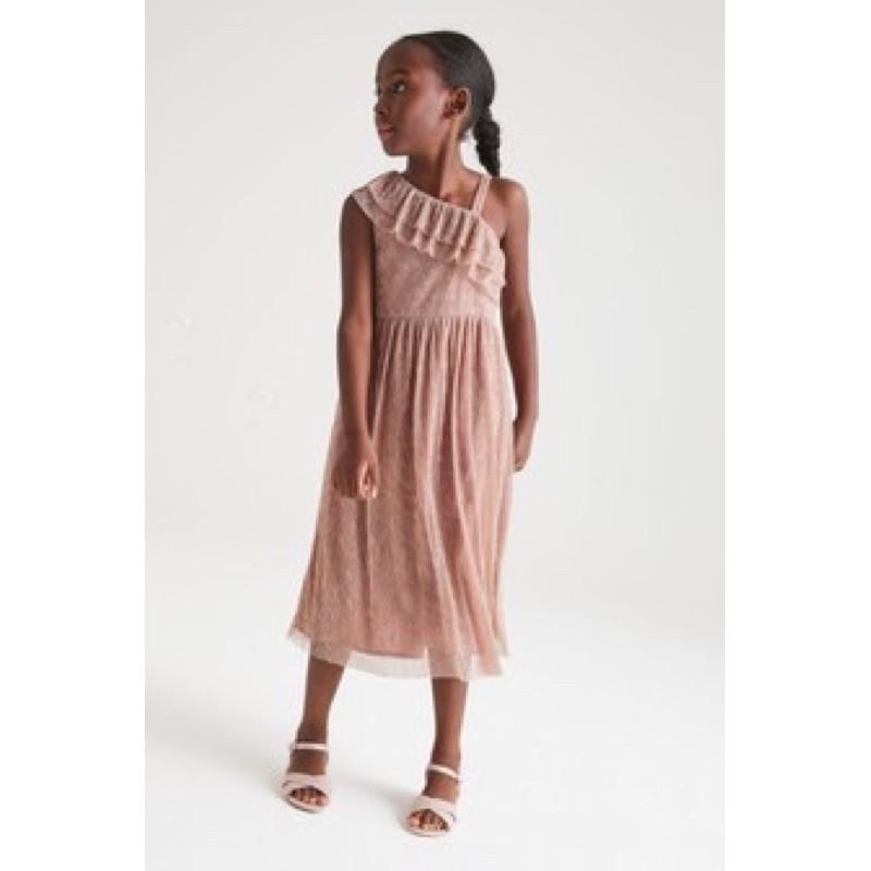 Váy Nẽt dáng dài sale