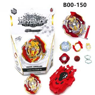 Beyblade Set Toy Burst Limited Edition GT B00-150 Gyro With Launcher Kids Xmas Gift Toy