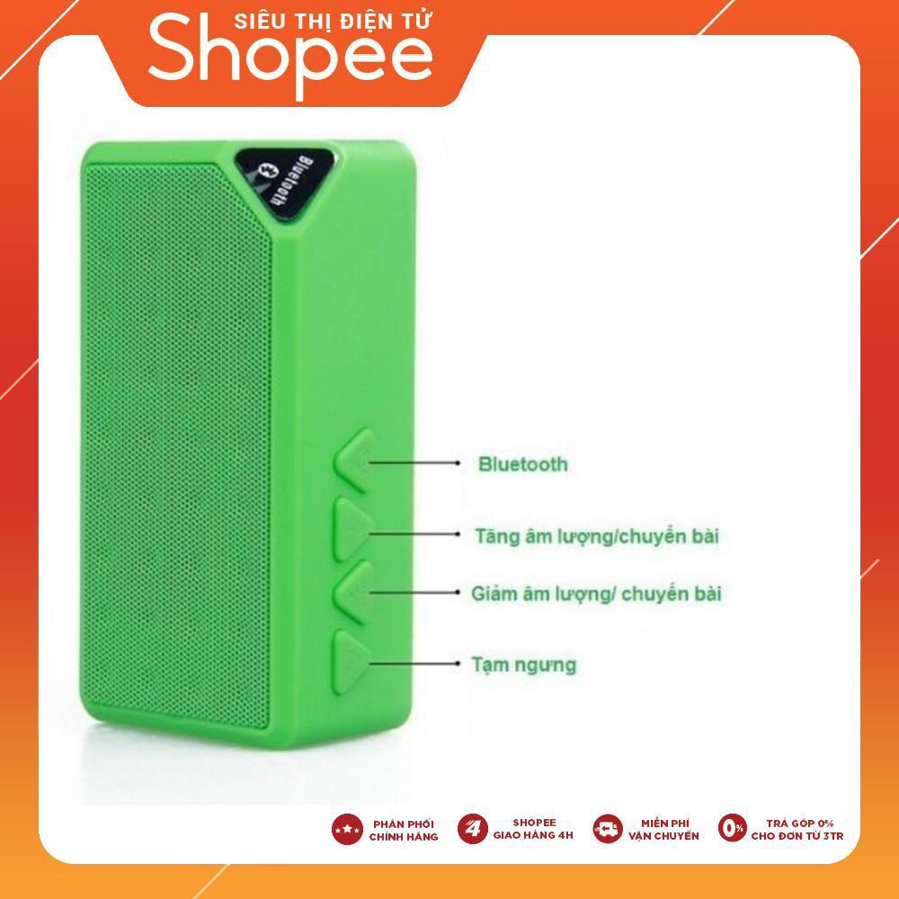 HÀNG CHẤT LƯỢNG CAO -  Bộ 5 Loa Bluetooth Wireless Speaker X3 - Hàng nhập khẩu -Combo 5 Loa x3 nhập khẩu