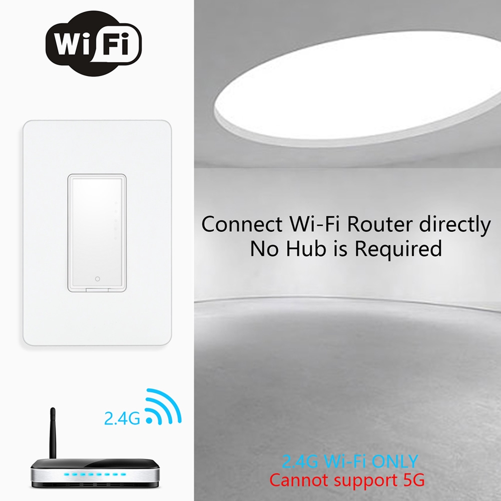 Android APP WIFI Remote Controller Home Automation Electrical Control Smart Wifi Switch