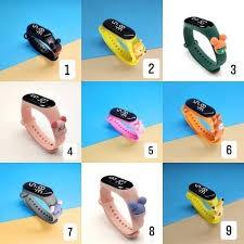 [Đồng hồ đeo tay cho bé] Đồng hồ điện tử DISNEY ZGO